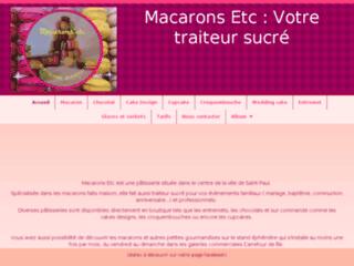 Macarons Etc...