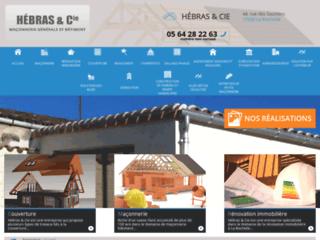 Détails : Hébras & Cie, Entreprise de maçonnerie
