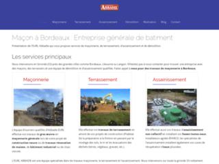 Détails : Société de terrassement à Bordeaux en Gironde