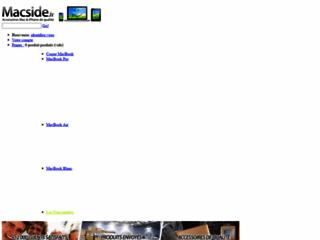 Détails : Coque de protection pour Macbook