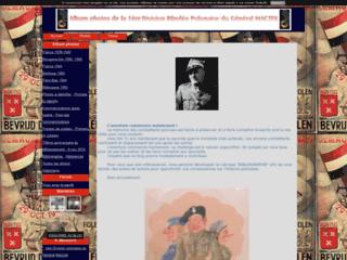 Album photos de la 1ère DIvision Blindée POlonaise du Général MACZEK