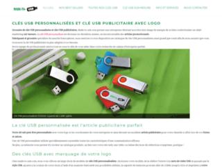 Clés USB personnalisées avec logo, grossiste clés USB