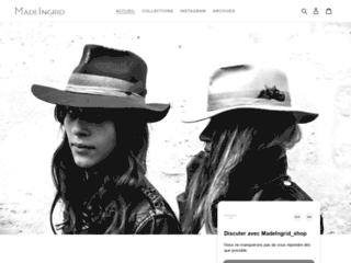 MadeIngrid - Marque de vêtements vintages upcyclés
