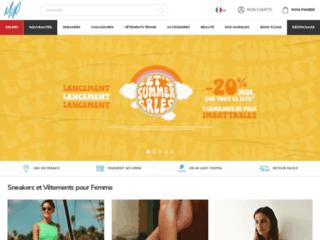 La boutique en ligne des sportswears pour femme