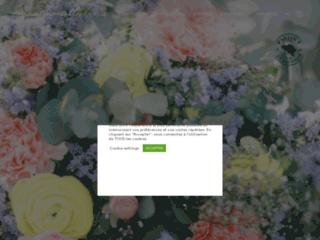 Mademoiselle, la livraison de fleurs à domicile en Belgique