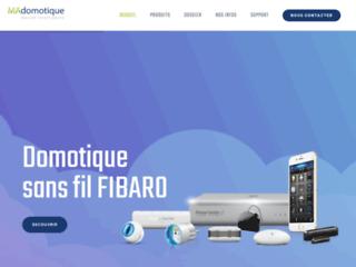 Domotique multimédia FIBARO | Madomotique