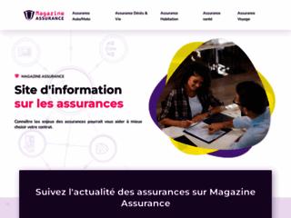 Détails : Votre magazine de l'assurance pour vous tenir informé