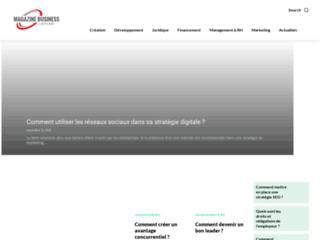 Magazine Business : l'actualité business en temps réels