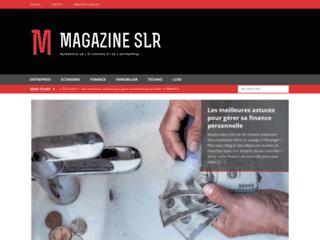 Magazine SLR : la niche de l'actualité