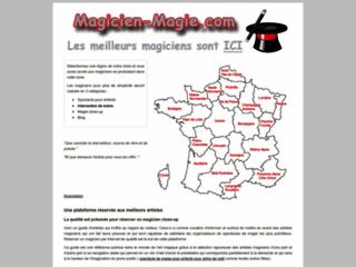 Détails : Magicien Paris