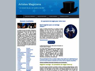 Détails : Animation de soirées pour mariages avec tours de magie