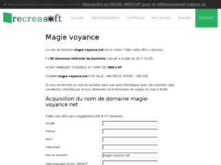 Détails : Magie Voyance