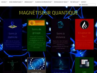 Magnétiseur Quantique