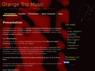 Orange trio
