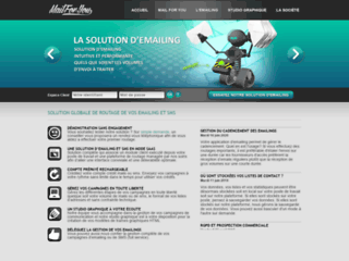 Détails : Solutions d'emailing