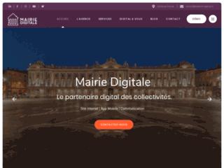 Le partenaire digital des collectivités -  Mairie Digitale
