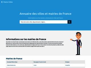 Toutes les mairies de France