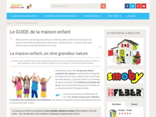 Détails : Le guide des maisonnettes pour enfants