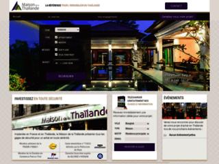 Détails : Acheter un bien immobilier en Thaïlande avec Maison Thaïlande Immobilier