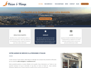 Maison et Ménage Toulon - Femme de Ménage et Aide à domicile Toulon