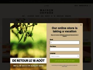 huiles biologiques