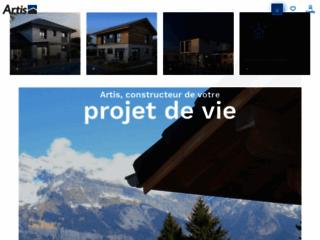 Détails : Maison Artis, constructeur de maisons individuelles