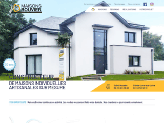 Maisons Bouvier constructeur de maison individuel à Saint-Nazaire dans la Loire-Atlantique