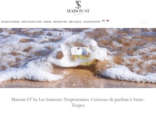 Les senteurs Tropéziennes : créateur de parfums à Saint-Tropez