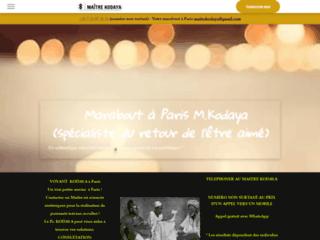 Marabout Voyant à Paris Maître Kodaya