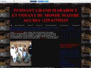 PUISSANT GRAND MARABOUT ET VOYANT DU MONDE MAITRE AGUIDA +229 61759215