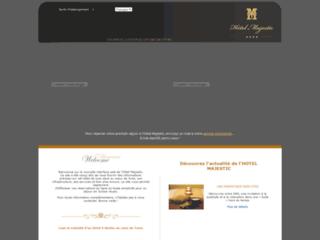 Détails : Restaurant la verrière : l'art culinaire au Majestic hôtel