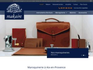 maroquinerie à Aix-en-Provence (Gardanne)