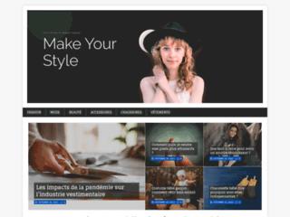 Détails : Make your style : blog mode, beauté et fashion