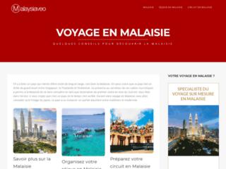 Pour un voyage en Malaisie