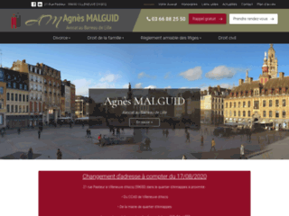 Avocat pension alimentaire Villeneuve d'Ascq