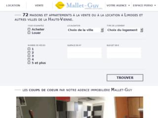 Détails : Mallet-Guy Immobilier