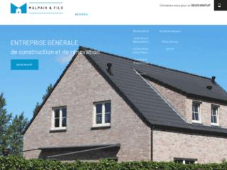 Détails : Entreprise de construction et de rénovation