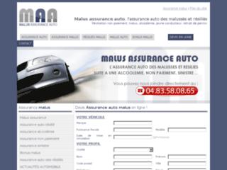 Détails : Comparateur assurance auto-malus