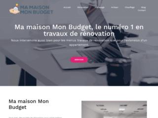 Mamaisonmonbudget.be : tout savoir pour réussir ses travaux de rénovation
