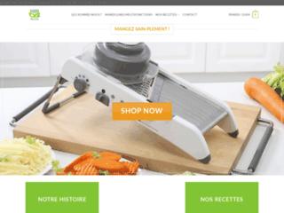 Achetez votre mandoline de cuisine au meilleur tarif