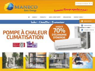 Détails : Installation pompes à chaleur - Maneco