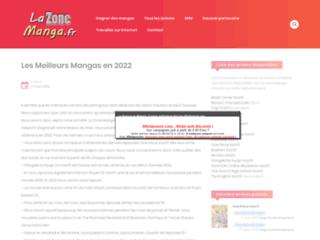 Détails : Mangastreet, le site du manga et de l'anime