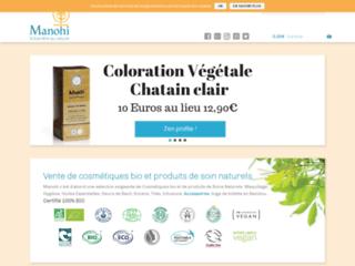 Manohi c'est une sélection exigeante de cosmétique bio et de produits de bien-être au naturel