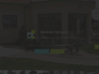 MANON PAYSAGE