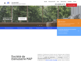 Société de menuiserie MAP