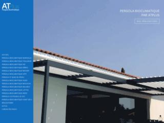 Pergola bioclimatique - Pergola à lames orientables