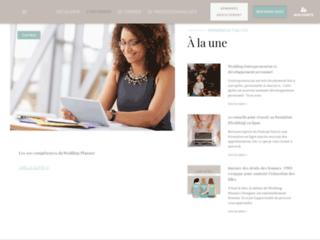 Actualités sur le métier de Wedding Planner