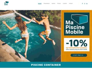 Détails : Votre Piscine Container Prête à l'Emploi