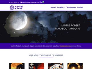 Marabout africain en Suisse pour retrouver sa chance