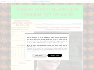 Détails : PUISSANT VOYANT MEDIUM JEAN GOUNNON +229 675 144 85
